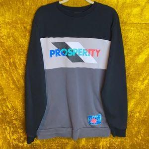 Pink + Dolphin Prosperity Pocket Crew Neck Size XL